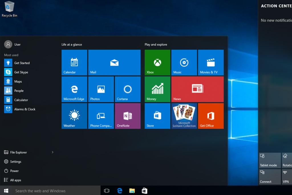 Microsoft's posticipa l'uscita di  Windows 10 'Redstone 2' a Marzo 2017